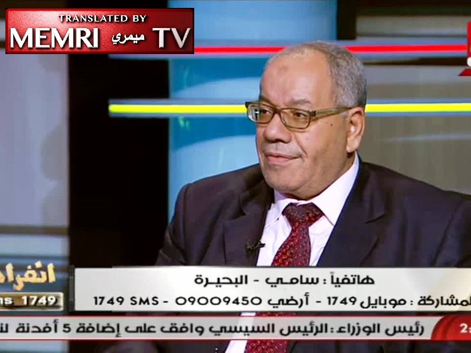 Egyptian Lawyer Nabih Wahsh: It Is a National Duty to Rape Girls Who Wear Revealing Clothes