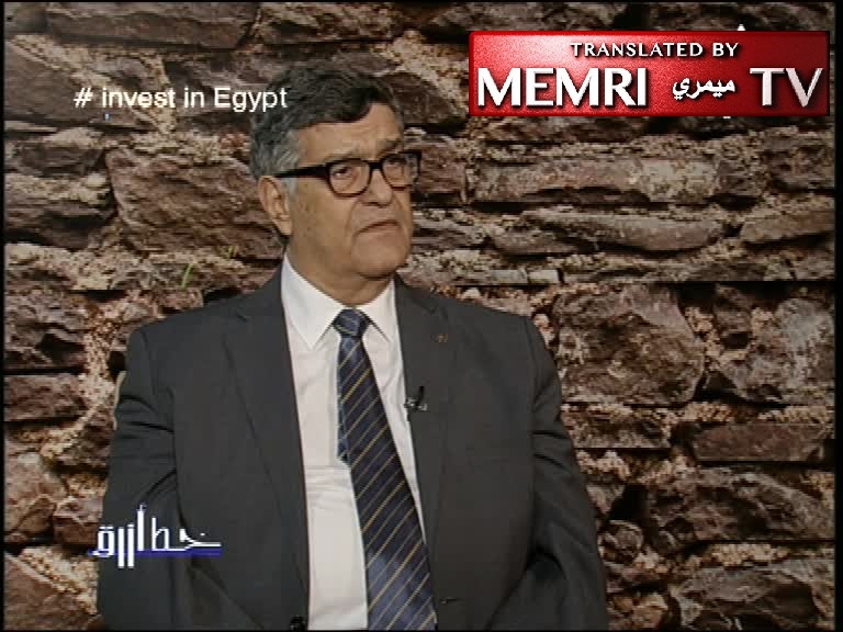 Former Egyptian Dean of Law Nabil Hilmi: There Is a Plan for a Jewish State in Mecca and Medina by 2050
