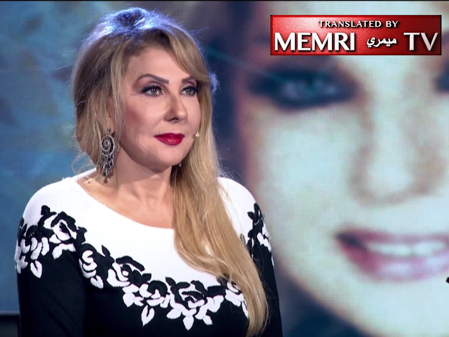 Egyptian Actress Nadia El Gendy: Social Media is a Jewish Industry for the Destruction of Countries
