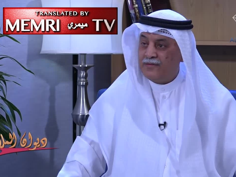 Kuwaiti Analyst Nasser Al-Masri: Iran Is Strategic Enemy of Arab and Islamic Nation, We Must Sever Diplomatic, Economic, and Political Ties with It