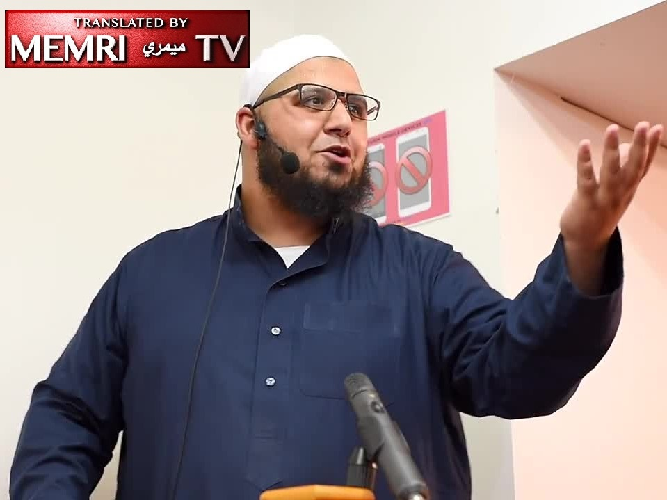 Australian Preacher Nassim Abdi Lashes Out at Liberal Muslims, Adds: Polytheism Is Worse Than Sin