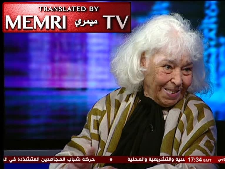 Egyptian Women's Rights Activist Dr. Nawal El Saadawi Calls for Cultural Revolution: Al-Azhar Is a
