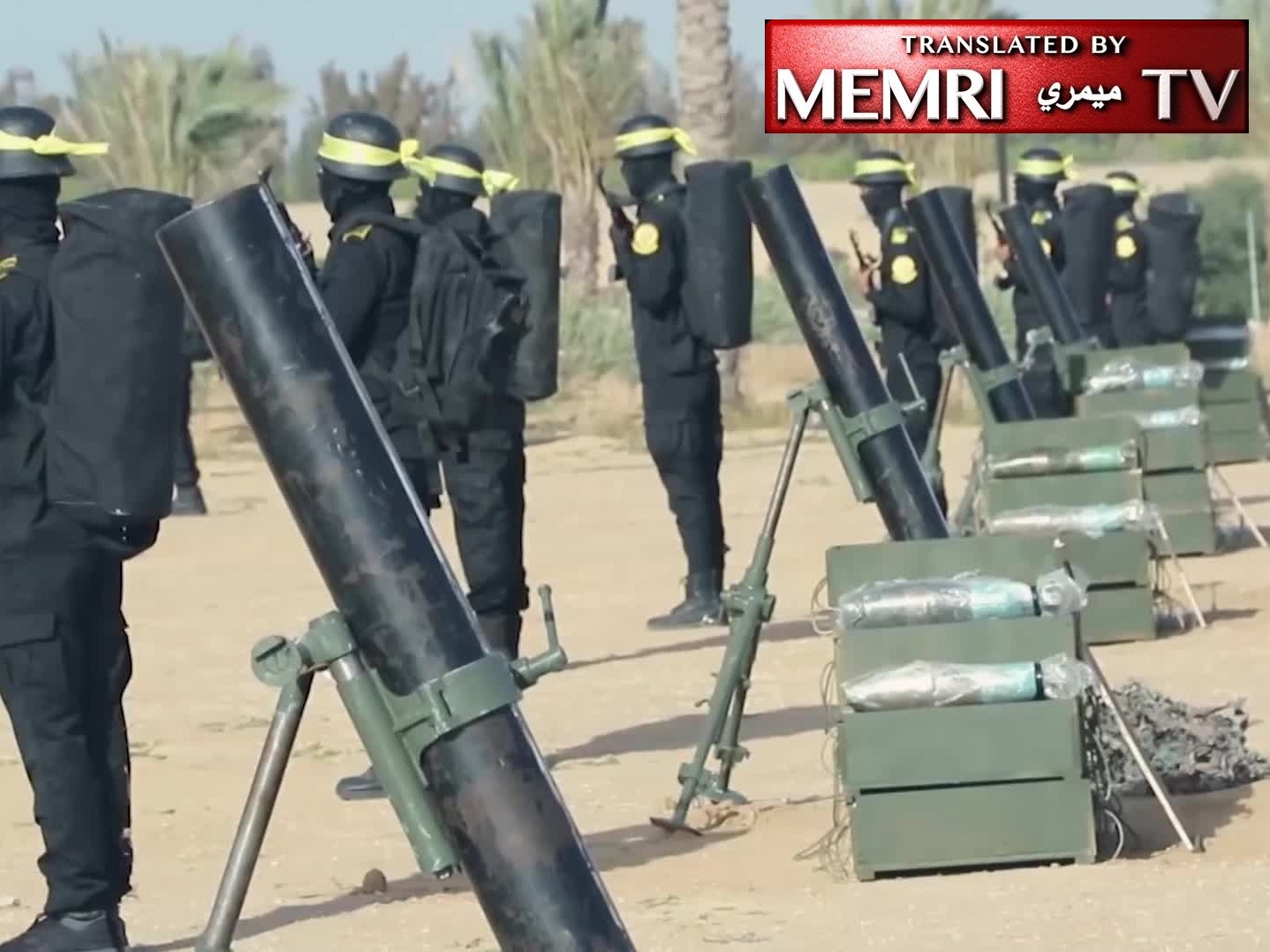 Gaza-Based Fatah Splinter Group Performs Military Exercise, Including Simulated Kidnapping of Israeli Soldier