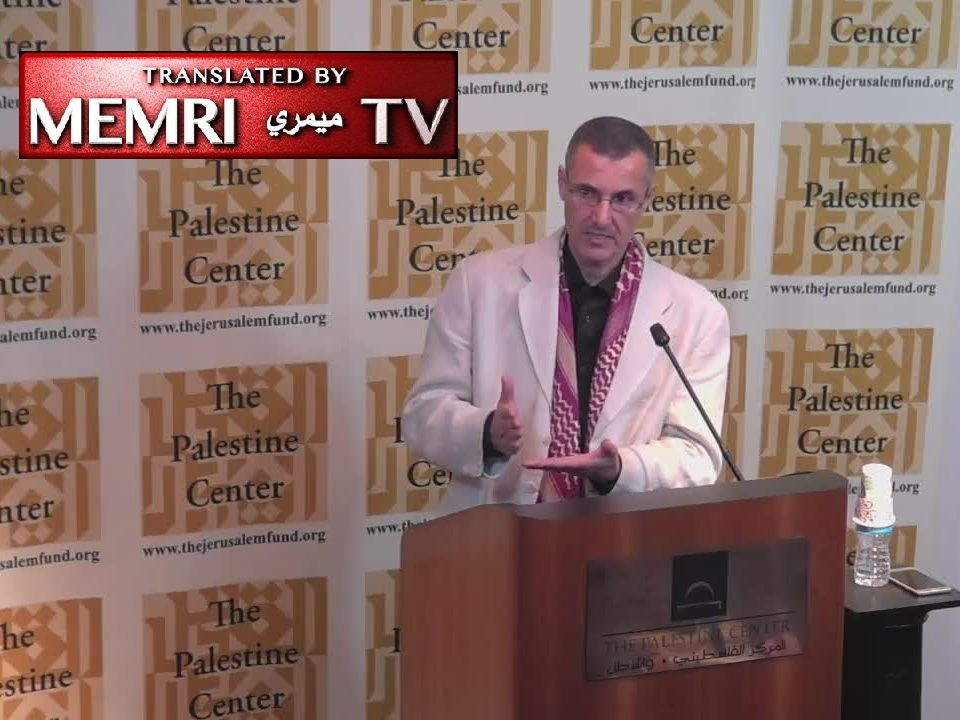 BDS Co-Founder Omar Barghouti: Why Would It Be Bad If the Right of Return Ends Israel's Supremacist Order?