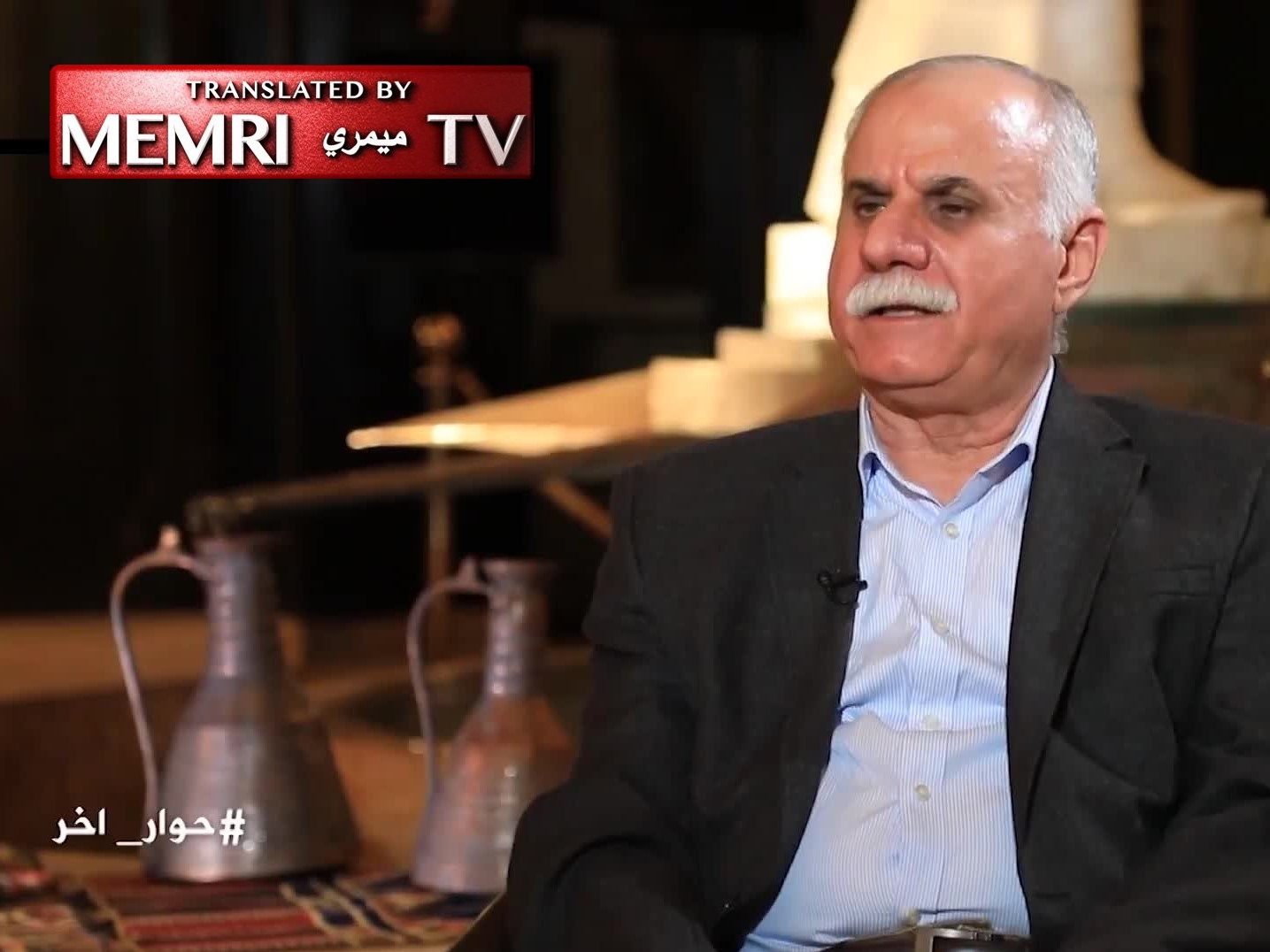 Palestinian Ambassador to Iraq Ahmed 'Aql: The Jews Are Not a People; Iraqi Militias Welcome to Liberate Palestine