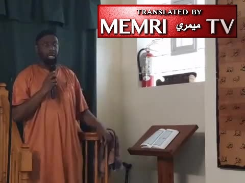 Pittsburgh Imam Na'eem Abdullah: Blacks in America Are Under Occupation; Black Liberation Army Was Effective; Black Nationalism Is a Sunnah