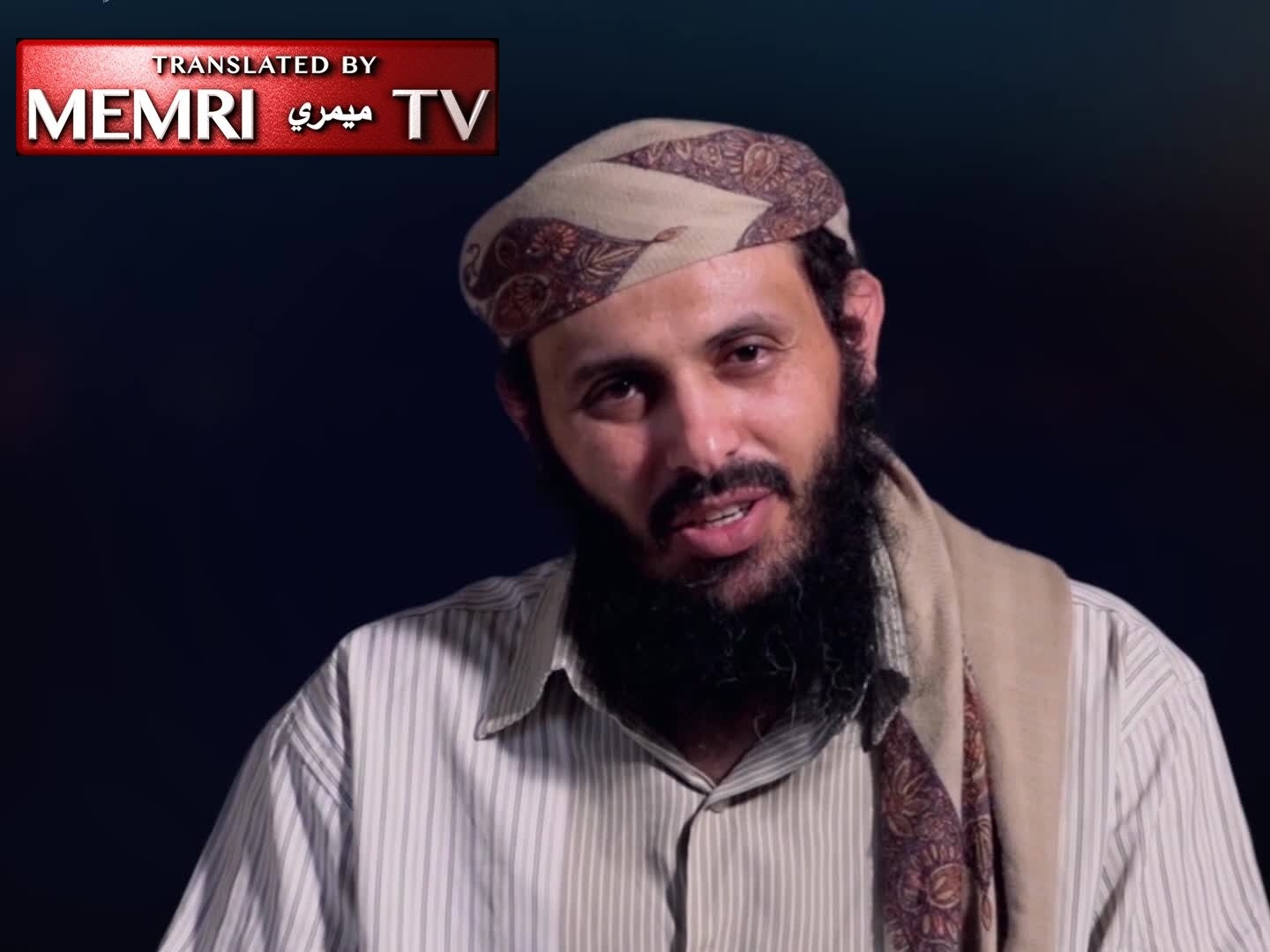 AQAP Leader Qasim Al-Rimi Commends Orlando Night Club Shooter, Calls On Muslims Living In West To Target U.S. Citizens