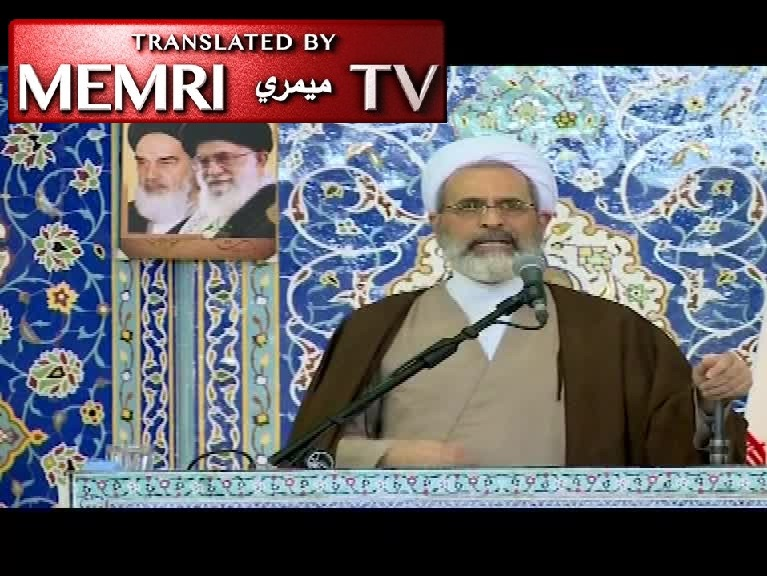 Qom Friday Sermon by Ayatollah Alireza Arafi: Bashar Al-Assad Came to Iran to Pledge Allegiance to Khamenei