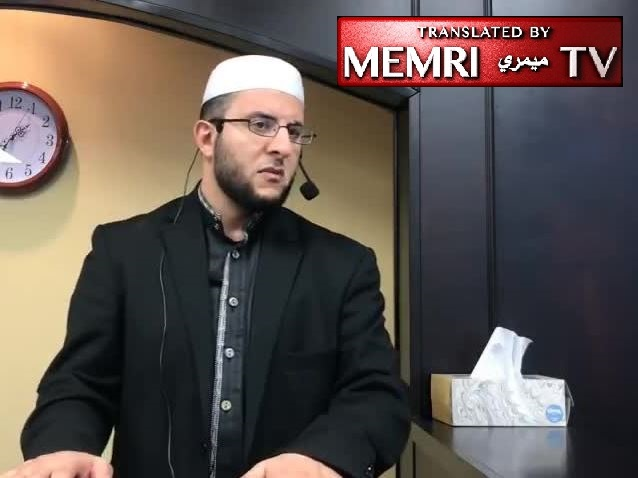Houston Imam Raed Saleh Al-Rousan: 'Good Tidings' – Muslims Will Kill Jews On Judgment Day; 'Do Not Tell Me That Palestine Is The Country Of The Jewish [People]'