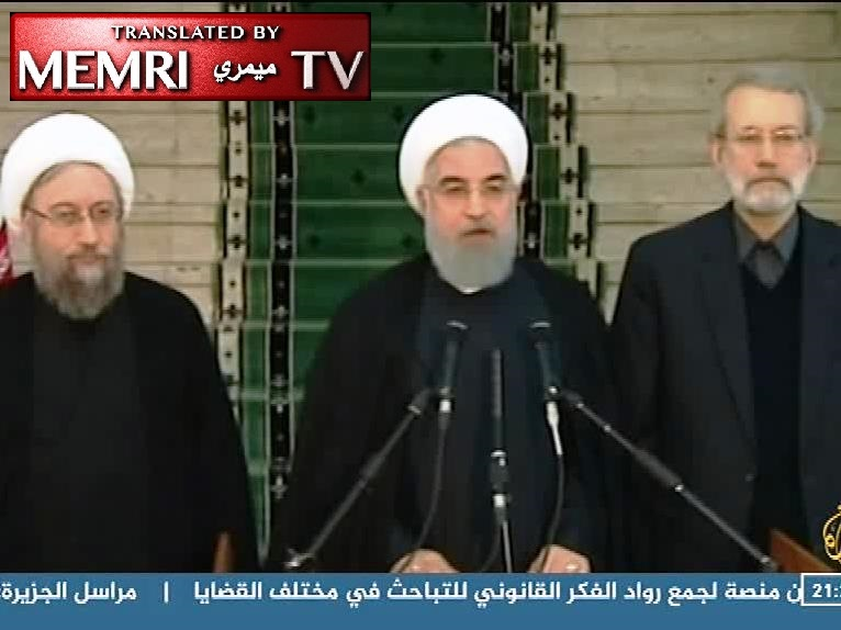 Al-Jazeera Reports: Iranian President Hassan Rouhani Says that Saudi Siege on Yemen Is Unacceptable