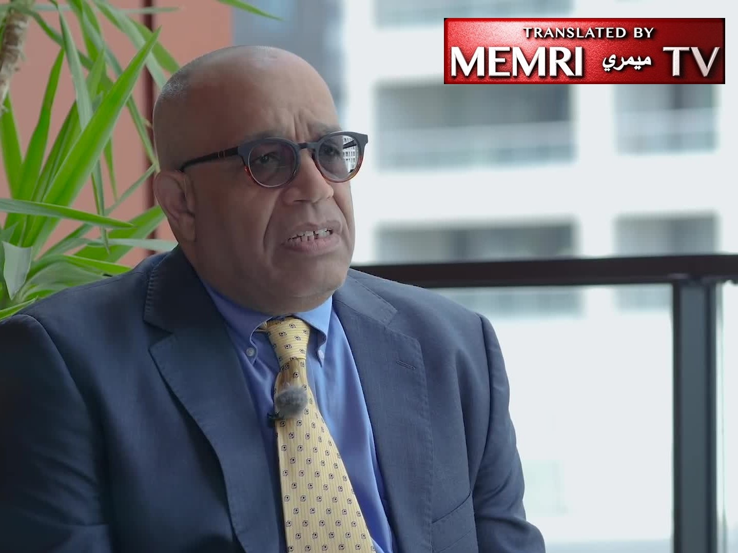 Egyptian-Canadian Writer Said Shoaib: Western Imams Who Praise Islamic Caliphate Are Terrorists; Western Politicians Don't Know What is Really Being Taught in Western Mosques