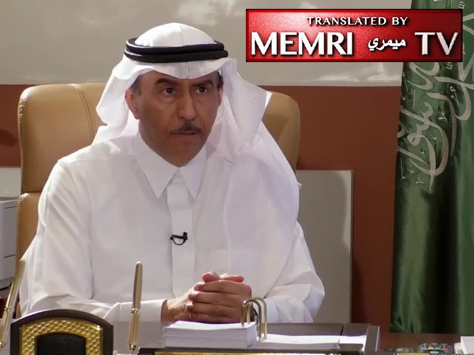 "Saudi Ambassador to Algeria: Hamas Is a Terror Organization; No Saudi Relations with ""Zionist Entity"""