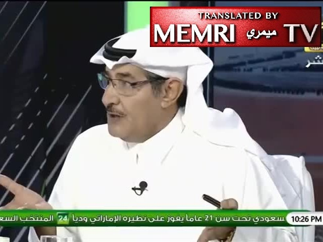 Saudi TV Commentators Take on Canada's Human Rights Record: If You Live In a Glass House, Oh Canada, Don't Throw Stones