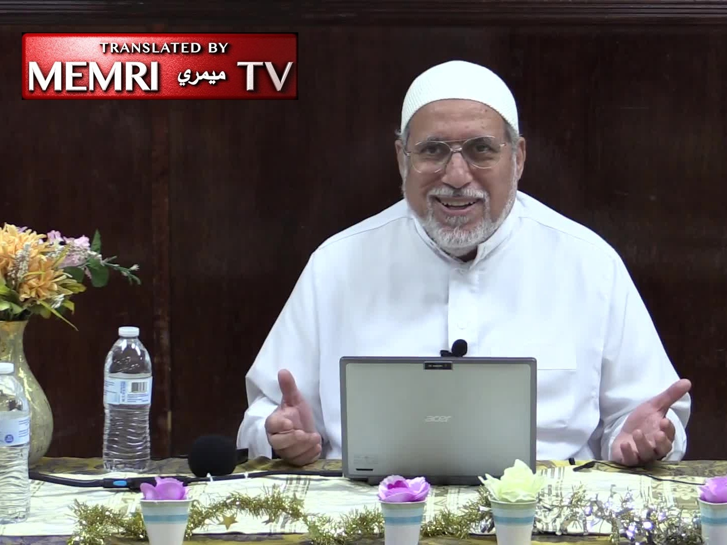 Virginia Imam Shaker Elsayed Endorses Female Circumcision (FGM): It Prevents Girls from Becoming Hypersexually Active