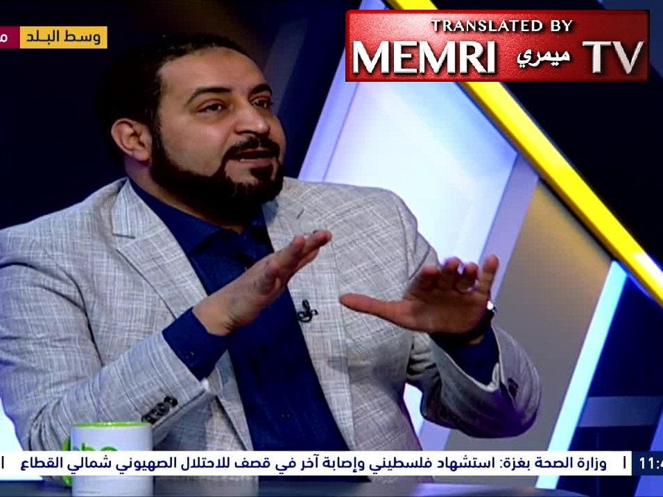 Egyptian Cleric Sheikh Sharif Abadi: The Armenian Genocide Is a Lie Fabricated by the British, the Muslims Never Perpetrated a Racial Massacre