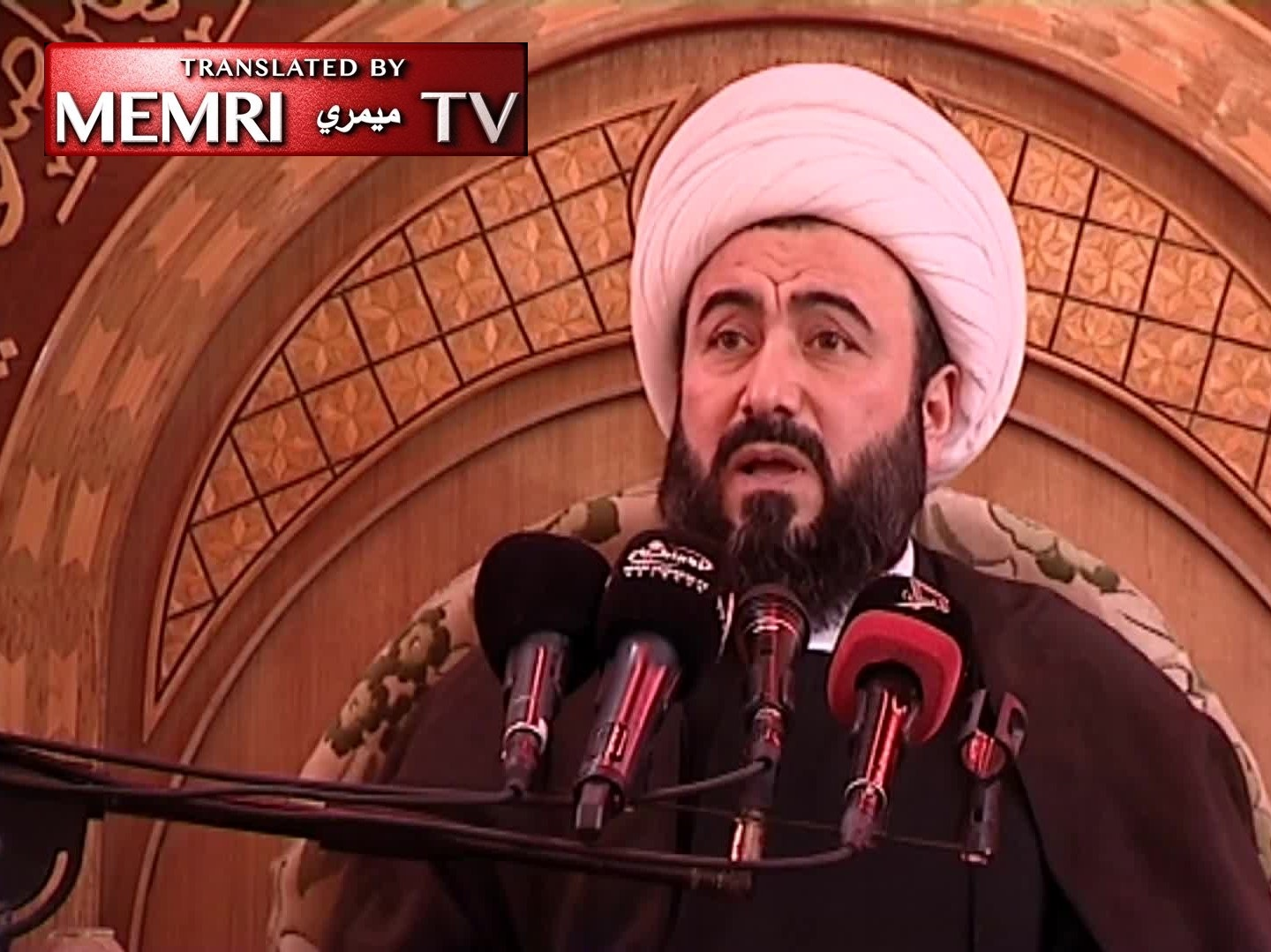 Iraqi Shiite Scholar Sheikh Hussein Al-Amiri: Indemnity for Abortion or Miscarriage Should Be Calculated in 18-Karat Gold; Amount Depends of Fetus's Sex