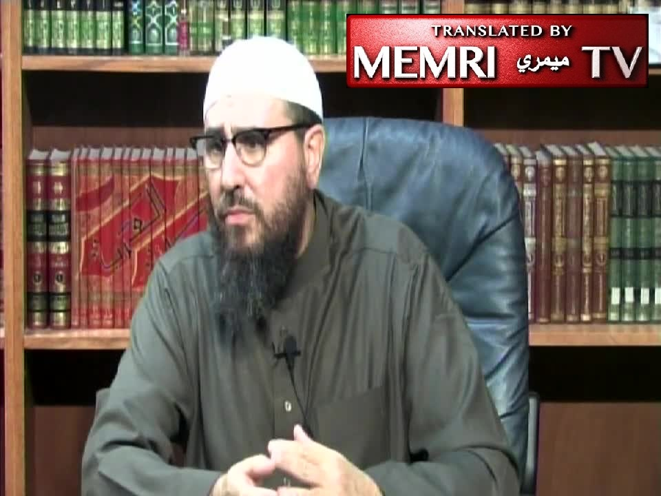 Canada Lecture by Maryland Imam Suleiman Anwar Bengharsa: The Goal of Jihad Is to Implement