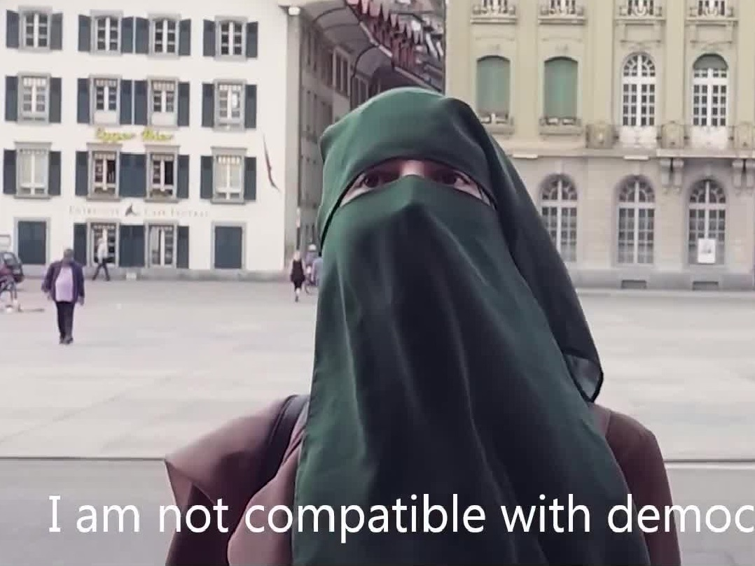 Pro-Niqab Video by Islamic Central Council of Switzerland