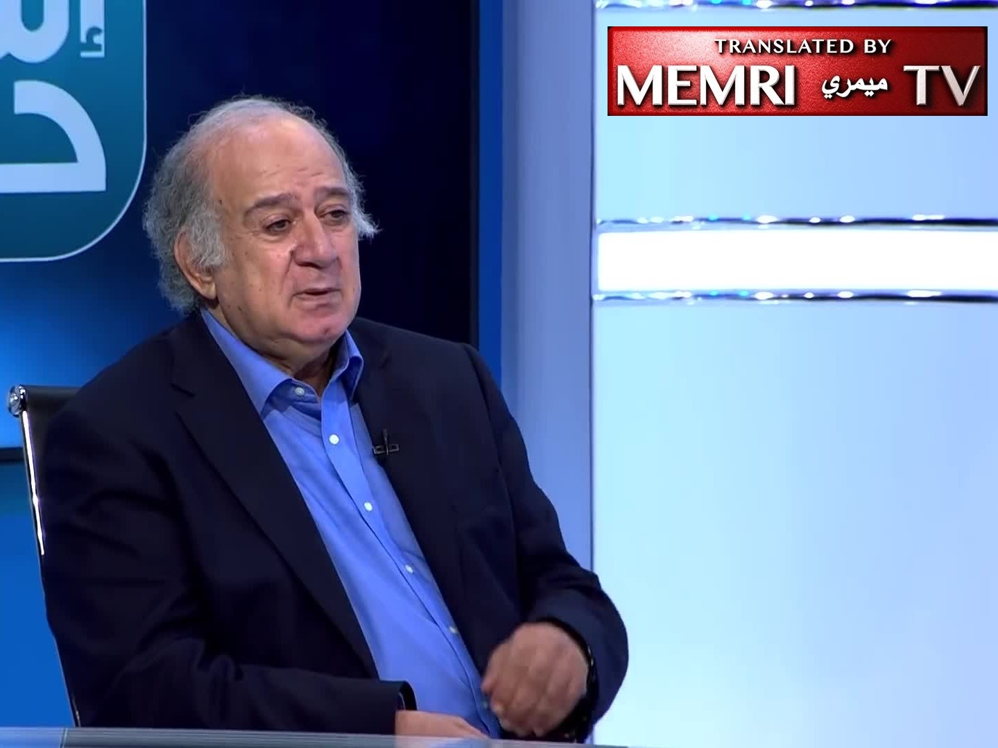 Egyptian Author Dr. Tarek Heggy: World War against Islam Is Certain If Traditional Islam Is Left in the Hands of Religious Institutions; Unchecked Immigration Is Dangerous to Europe