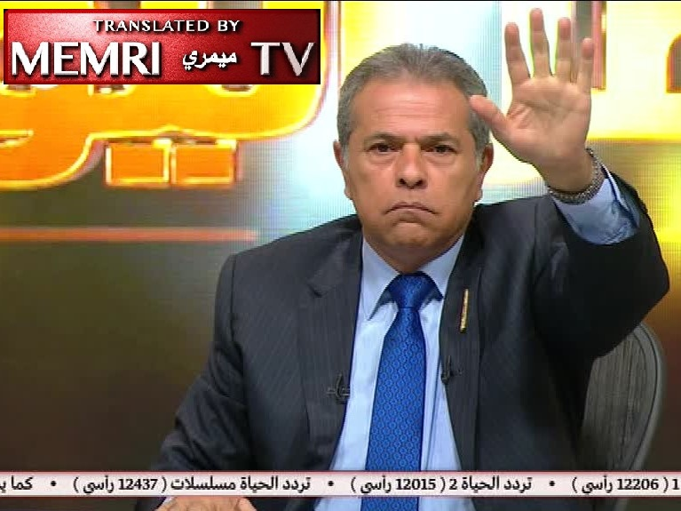 Egyptian TV Host and Former MP Tawfik Okasha: Rothschild Family Owns 99% of World Media and 82% of Global Economy; Jews Ignite Wars to Conquer Land