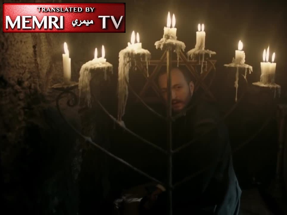 "Theodor Herzl Kidnaps His Father, Locks him in Dungeon, and Details a Plot to Transfer Jews to Palestine (Excerpt from Turkish TV Series ""Sultan Abdülhamid"")"