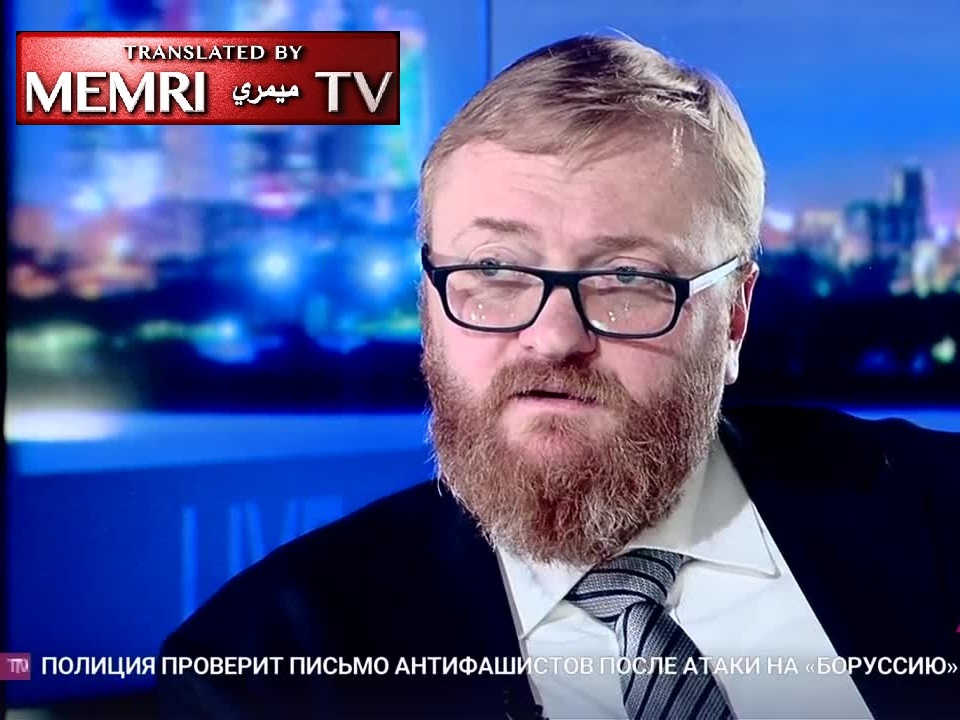 "Russian MP: Wipe Our Streets Clean of LGBTs and Liberals, Send Drug Addicts to ""Medical Labor Camps"""