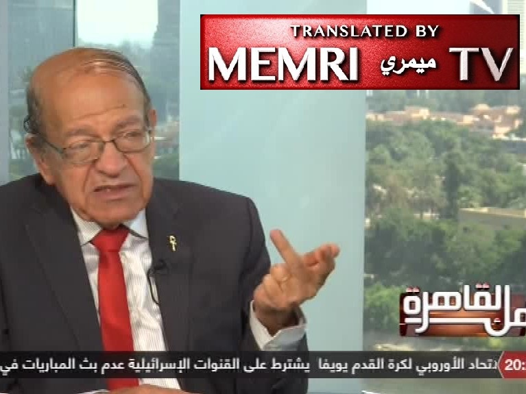 Egyptian Political Analyst Dr. Wassim Al-Sissy on PA TV: The Jews Toppled Germany, the Ottoman Caliphate, and Czarist Russia at Britain's Request in Return for the Balfour Declaration