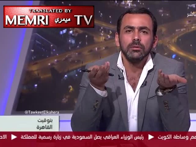 Egyptian TV Host Youssef Al-Husseini Following London Mosque Attack: The Muslims Have Contributed Nothing but Terror, So Why Do You Expect Them to Love You?
