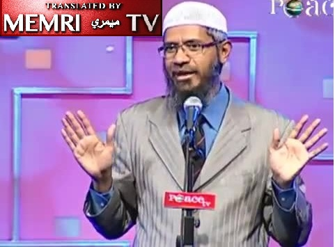 Indian Cleric Zakir Naik: World Banking Is Controlled by the Jews (Archival)