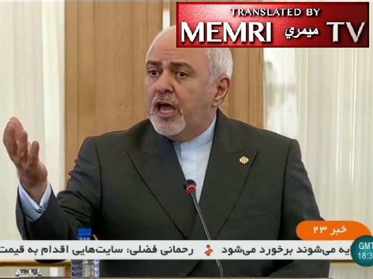 Iranian FM Javad Zarif: We Are Responsible for Security in the Persian  Gulf