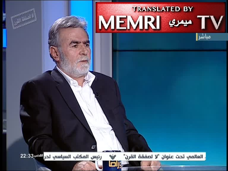 Egyptian Actor: 'Protocols' Sales Up Because Of Our Show | MEMRI TV
