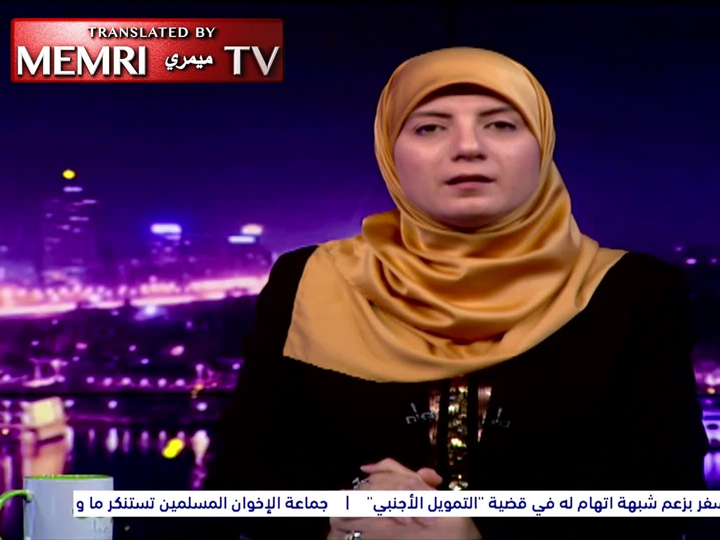 "Muslim Brotherhood TV: Perpetrator of the Ras Burqa Massacre Was ""A Hero Who Fulfilled His Duty"""