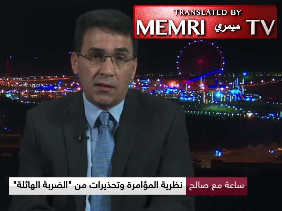 Iraqi Academic Dr. Akeel Abbas: Iranian Influence Is Preventing a Unified, Democratic Iraq; Israel Hasn't Posed a Threat to Us in Almost 20 Years