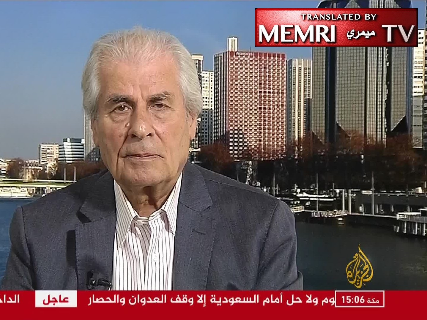 Paris-Based Political Lebanese Analyst Ali Naseredine: Houthis Are Used by Iran; If the Head Is