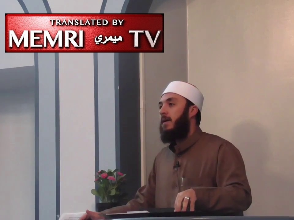 Imam Ammar Shahin in California Friday Sermon Implies that Fires Raging in Israel Were Punishment by Allah - Archival