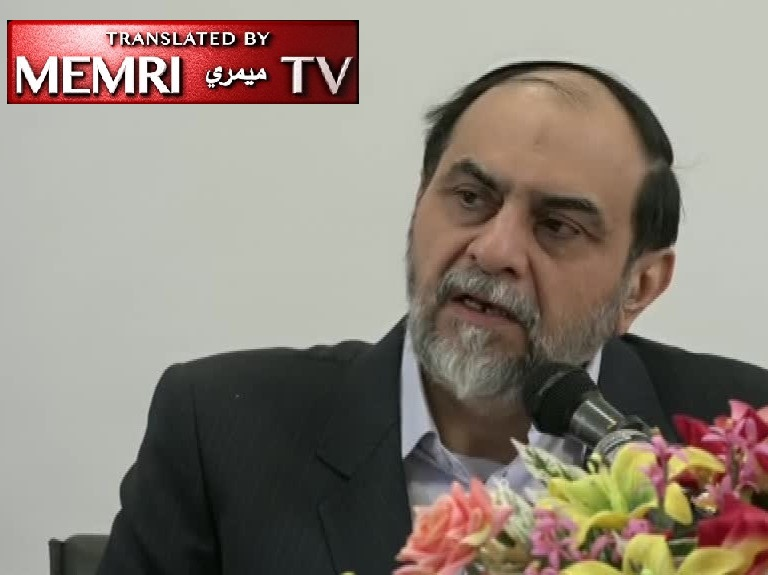Iranian Official Hassan Rahimpour Azghadi: The West Is Trying to Prevent Iraq from Becoming the Leader of the Arab World; Liberation of Jerusalem Is Now the Most Important Thing