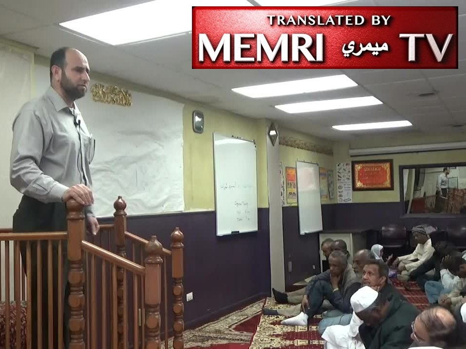 Chicago Friday Sermon - Dr. Ashraf Nusairat Calls upon Women Not Be