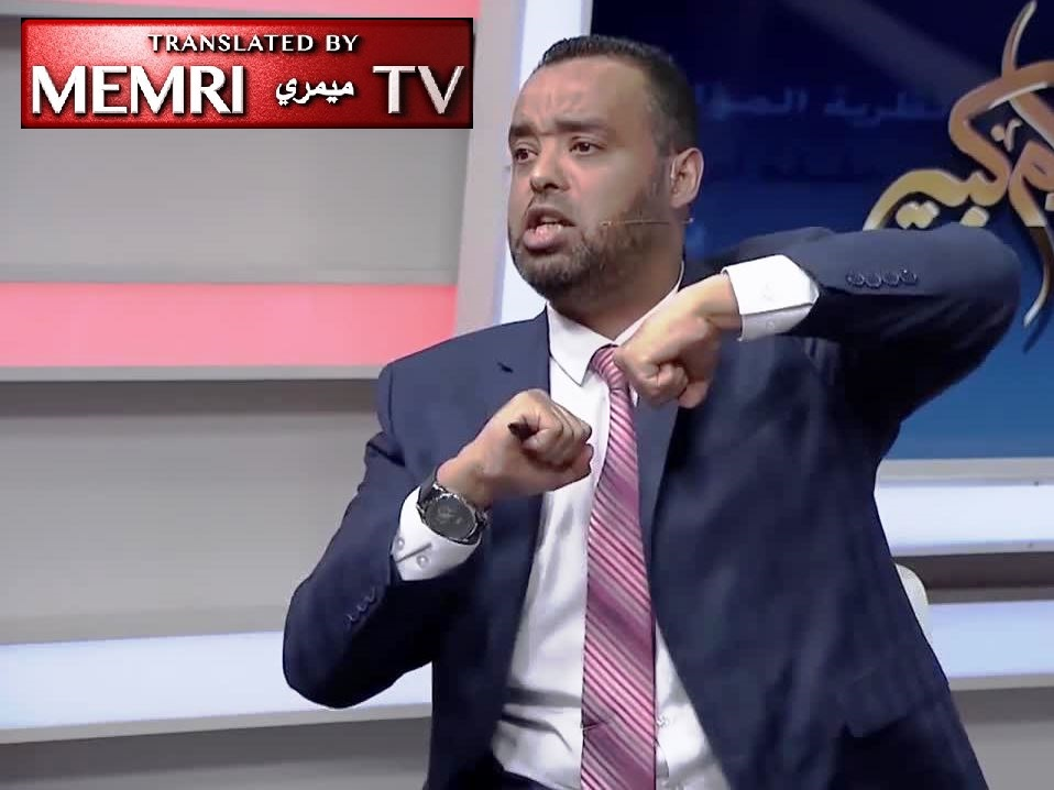 Algerian Political Analyst Recommends Hatching Anti-Western Conspiracies: The West Is Taking a Nose-Dive, We Must Curb Its Evil