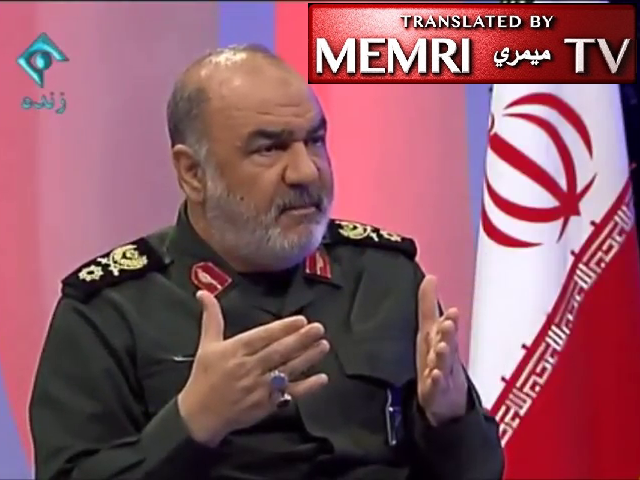 IRGC Deputy Commander Salami to the U.S.: A War in the Persian Gulf Will Not Be Limited to the Region and It Will Be Impossible To Control Its Escalation