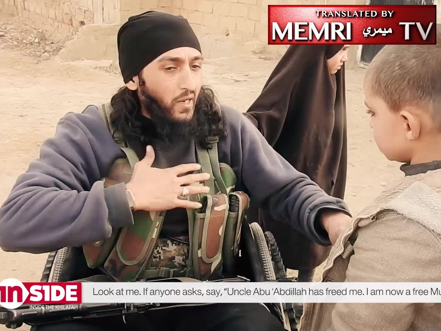 ISIS Video Shows Women Fighting alongside Men, Documents Multiple