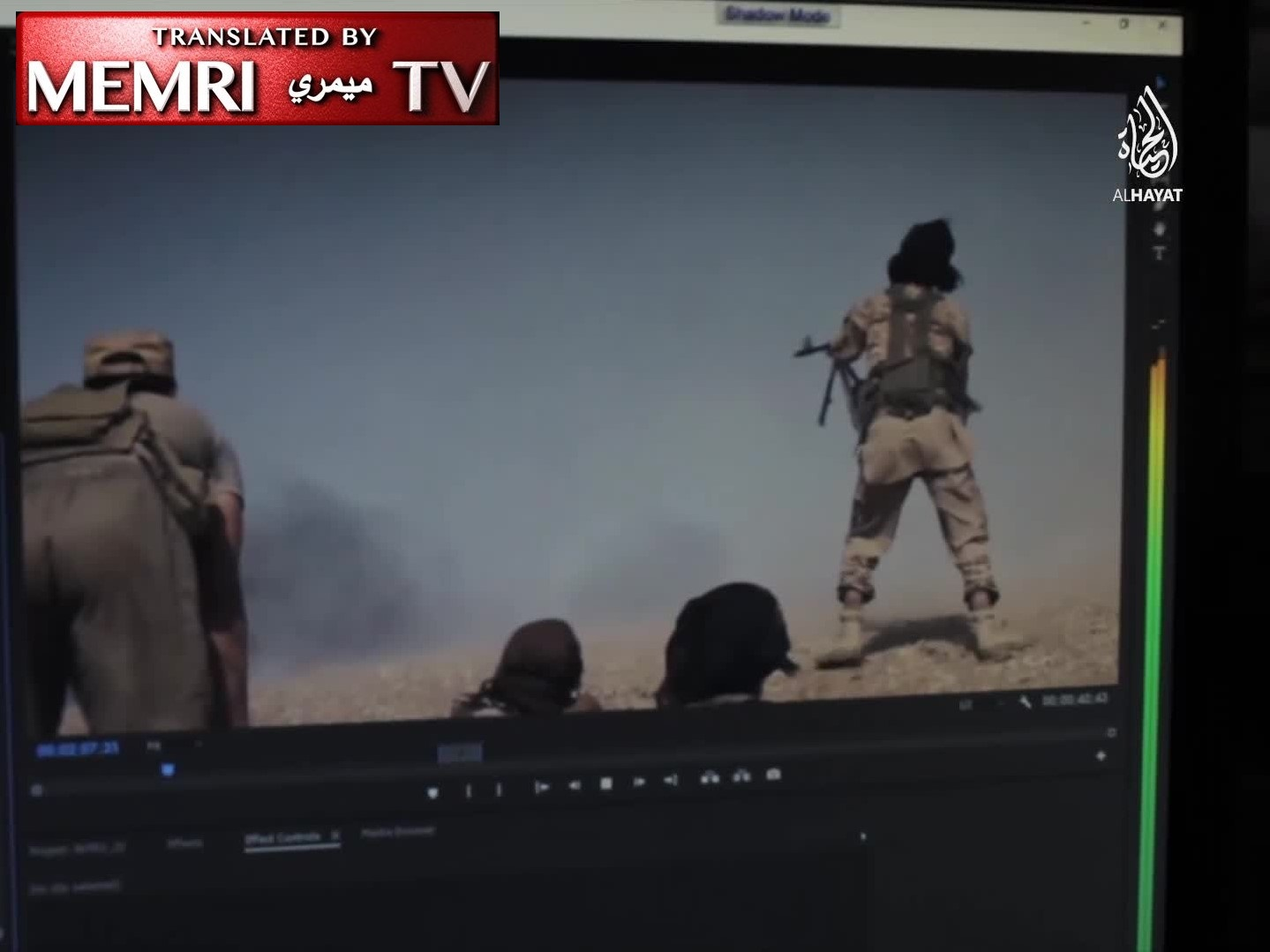 ISIS Al-Hayat Video Shows ISIS Operatives Using Encryption, Other Technology and Media for Recruitment, Communication, and Video Production