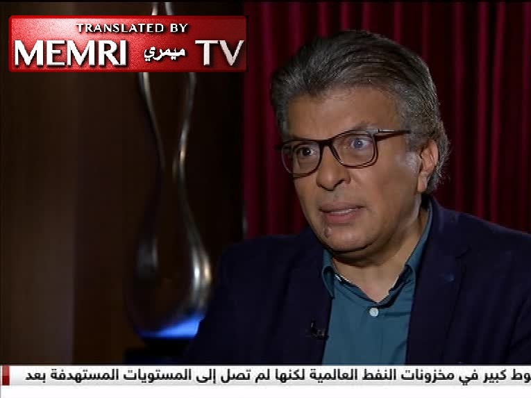 "Egyptian Intellectual Dr. Khaled Montaser: The Concept of  ""scientific-miraculous"" nature of the quran Is a ""Great Delusion"" That Stems from Laziness"