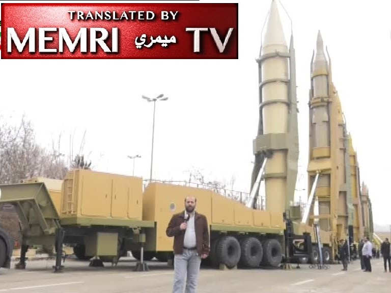 Iran Presents the Khorramshahr Ballistic Missile: 2,000 KM Range, Can Carry 1,800 KG in Up to Three Warheads