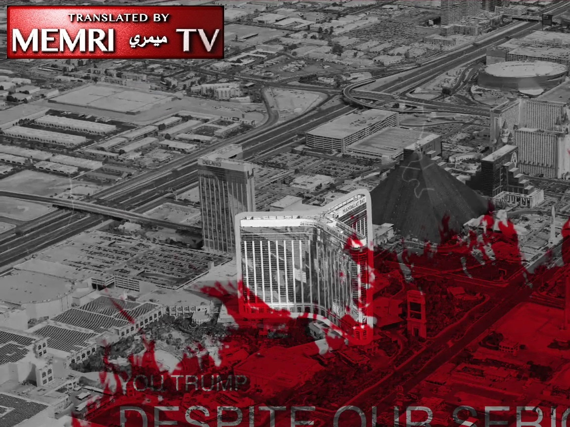 Video Released by Pro-ISIS Media Group Presents Las Vegas Shooting as Revenge against U.S.