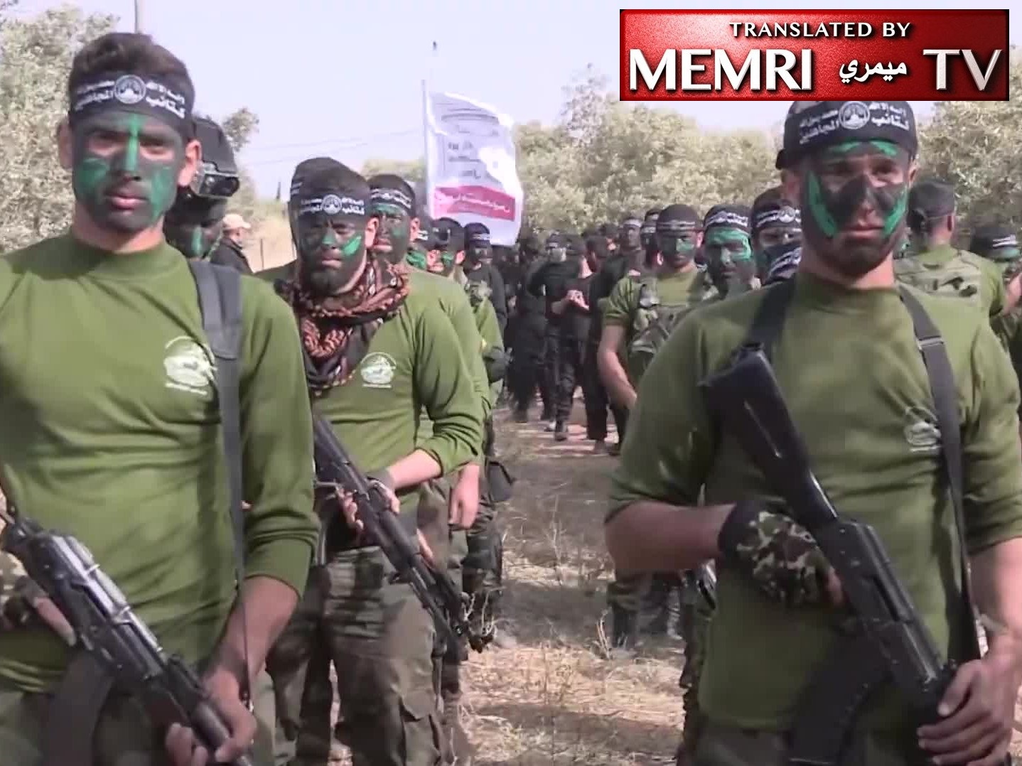 Palestinian Mujahideen Movement Adds New Brigade to Military Wing; Leader: Our Fighters Race to Reach Death