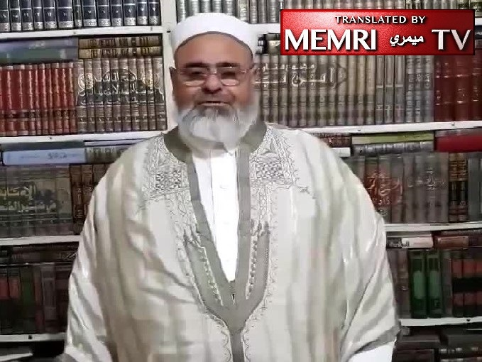 Algerian Sheikh Ali 'Ayyah Warns against