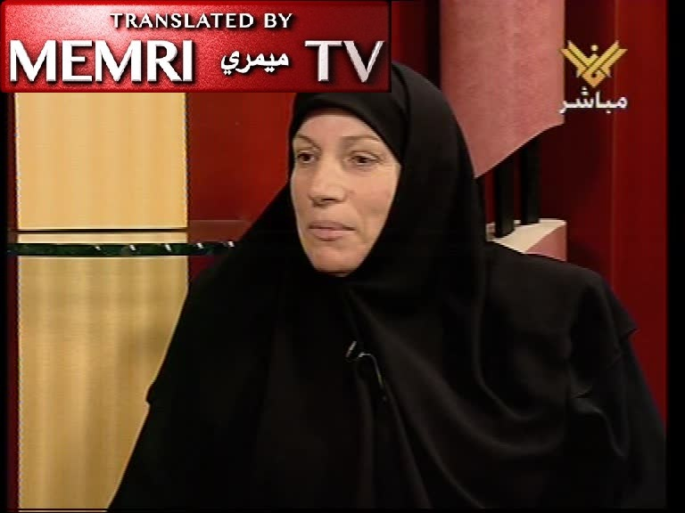 "Mothers of Hizbullah ""Martyrs"": We Are Very Happy And Want to Sacrifice More Children"