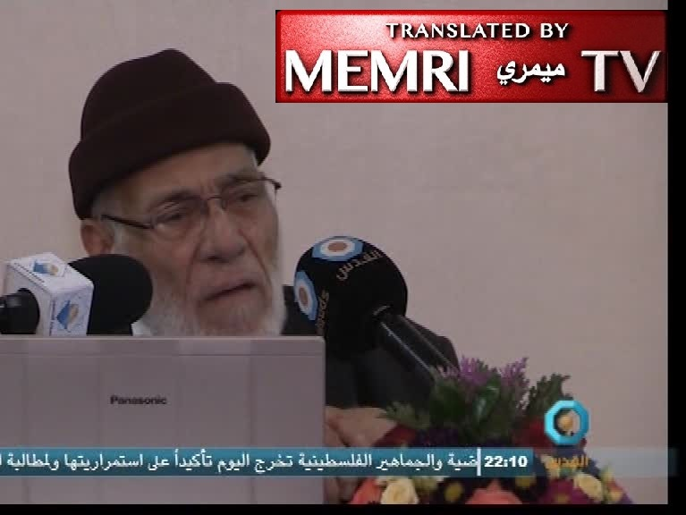 Egyptian Cleric Zaghloul Al-Naggar: The Jews Are Characterized by Cowardice and They Cling to Life