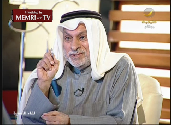 Kuwaiti Professor Abdallah Nafisi: Gulf States Need Military Nuclear Option; Bin Laden Kidnapped, Not Killed