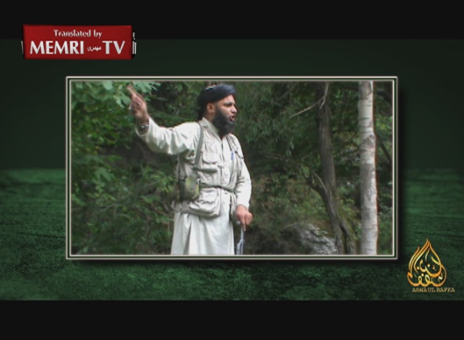Commander in Pakistan's Taliban Asmatullah Muawiya: The Pakistani Army Is the Army of Satan, Not of the Muslims